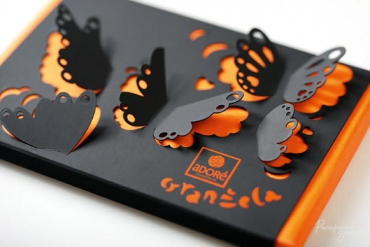 Дизайн в шоколаде