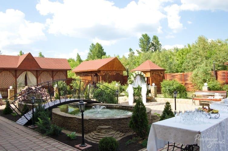 Ресторан Сим-Сим банкетный зал, Харьков