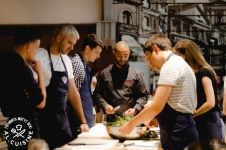 Кулинарная школа Al.Cuisine Кулинарная Академия Алексея Латкина на Сумском рынке Харьков