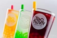 ����-Tea Funny bubble tea