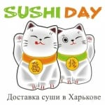 Доставка-SUSHI DAY