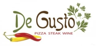 Ресторан De Gusto pizza steak wine Харьков