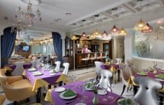 Ресторан-IRIS art RESTAURANT