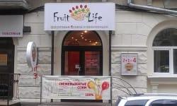 Магазин-ТМ FRUITLIFE Фреш-бар и магазин фруктовых букетов