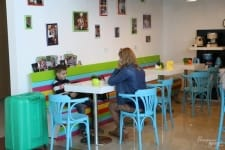 Кофейня Coffeelaktika в аэропорту Харьков