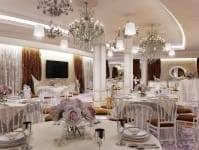 Банкетный зал-Romantic Hall