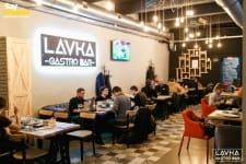 Бар LAVKA Gastro Bar Харьков
