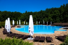 Гостинично-Развлекательный комплекс SOHO restaurant pool relax kharkov