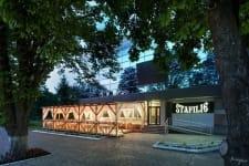 Ресторан Stafilie Харьков