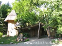 Загородный ресторан Пьяная хата Харьков