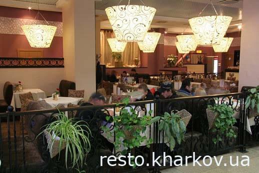 Ресторан Блинофф, Харьков