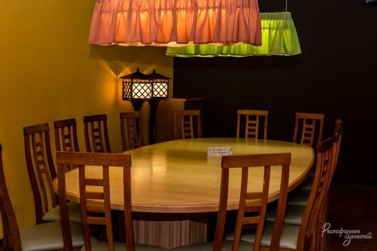 Ресторан Pasta Project & Ymami, Харьков