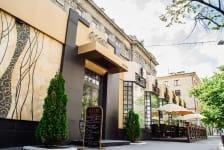 Ресторан Alibi kharkov