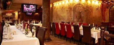 Ресторан Мистерия Харьков