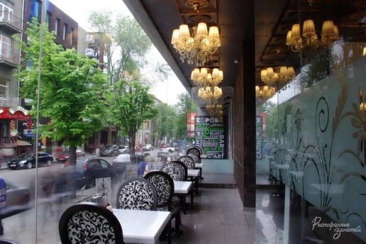 Ресторан Мафия в Кубе , Харьков