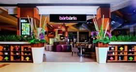 """Кафе After Shopping Café """"Barbaris"""" в Дафи Харьков"""