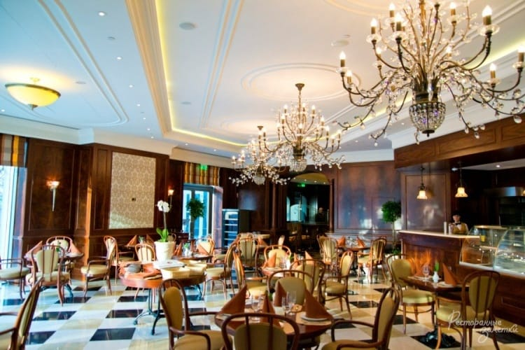 Ресторан Amadeus, Харьков