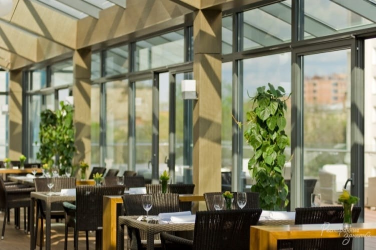 Ресторан The Terrace Харьков
