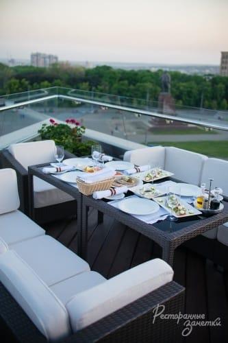 Ресторан The Terrace, Харьков