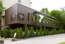 Кафе PapaRoma kharkov
