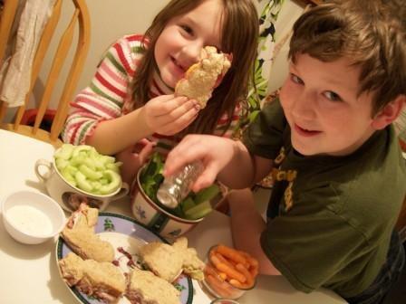 Готовим вместе с детьми рецепты фото